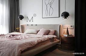 华丽72平现代二居设计美图二居现代简约家装装修案例效果图