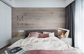 典雅88平现代二居案例图二居现代简约家装装修案例效果图