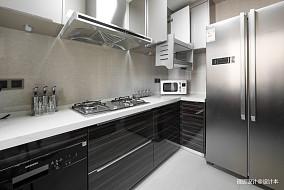 时髦精装现代厨房设计