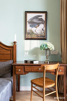 精致168平美式四居卧室装修图片