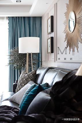平现代二居装修美图二居现代简约家装装修案例效果图