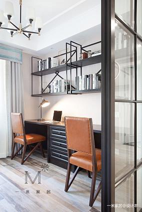 优美60平现代二居装修效果图二居现代简约家装装修案例效果图