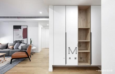 华丽76平现代二居装修图