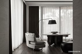 时光・淬炼现代风餐厅设计图片别墅豪宅现代简约家装装修案例效果图
