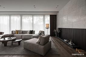 时光・淬炼现代风客厅沙发图片别墅豪宅现代简约家装装修案例效果图