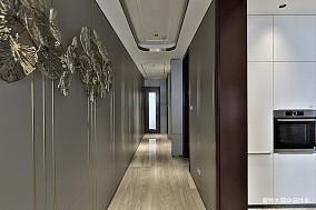 580㎡超大江景房过道设计四居及以上潮流混搭家装装修案例效果图