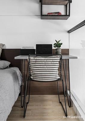 大气28平北欧小户型卧室设计美图一居北欧极简家装装修案例效果图