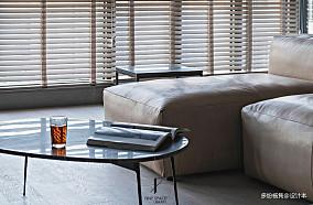 华丽56平现代复式客厅装修图片复式现代简约家装装修案例效果图