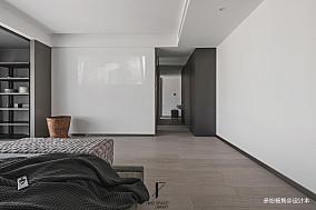 典雅71平现代复式卧室装修图片复式现代简约家装装修案例效果图