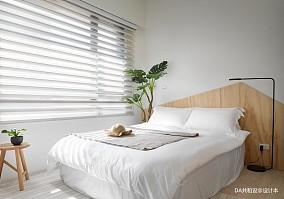 精美25平北欧小户型卧室装修美图