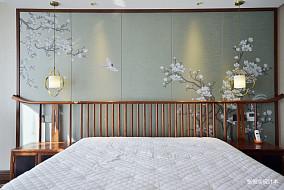 260㎡中式现代家装装修效果图