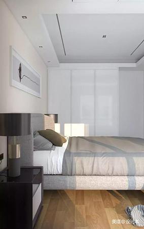 精致150平现代三居卧室设计美图