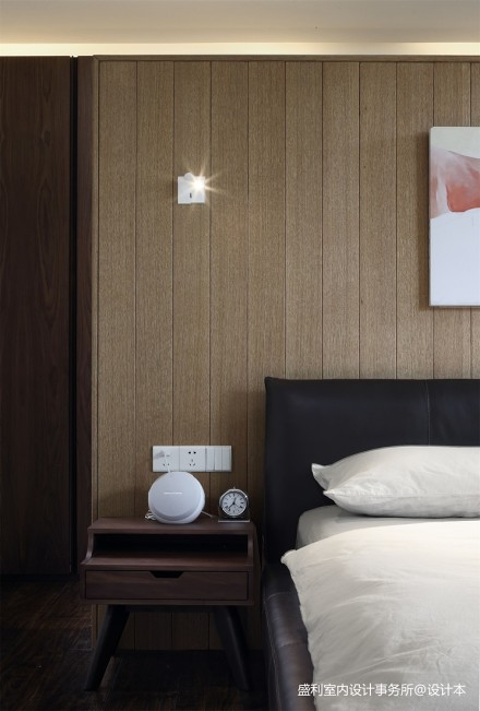 典雅600平现代别墅卧室图片大全别墅豪宅现代简约家装装修案例效果图