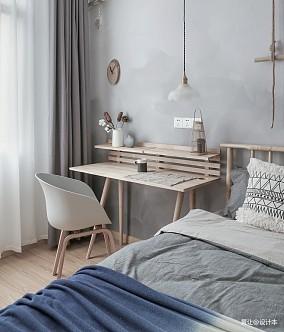 201957平日式二居卧室设计美图