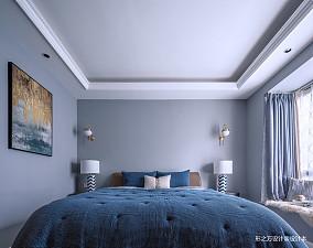 优雅147平现代四居卧室装修案例