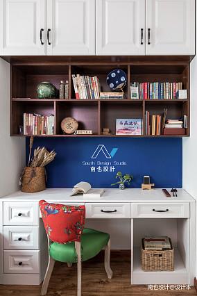 优美30平混搭小户型书房美图