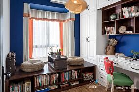 大气28平混搭小户型书房效果图片大全