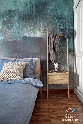 优美23平混搭小户型卧室实景图片
