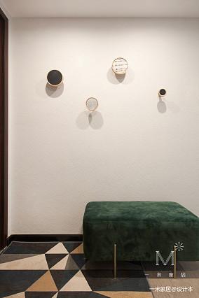 大气80平现代二居图片大全二居现代简约家装装修案例效果图