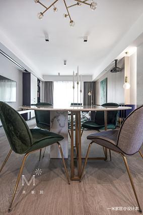 典雅67平现代二居装修效果图二居现代简约家装装修案例效果图
