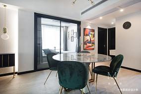 浪漫59平现代二居装修装饰图二居现代简约家装装修案例效果图