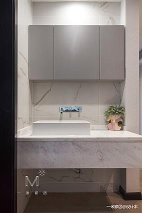 优美82平现代二居效果图欣赏二居现代简约家装装修案例效果图