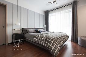 典雅64平现代二居装修效果图二居现代简约家装装修案例效果图