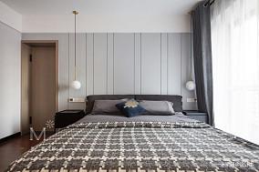 优雅68平现代二居装修案例二居现代简约家装装修案例效果图