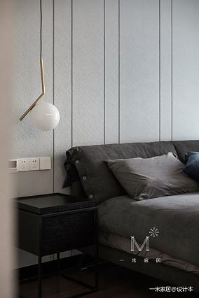 简洁69平现代二居装修图片二居现代简约家装装修案例效果图