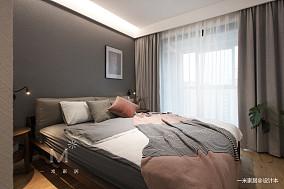 优雅112平北欧三居图片欣赏家装装修案例效果图