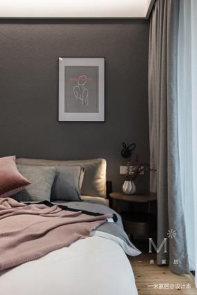 优雅96平北欧三居设计美图家装装修案例效果图