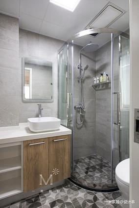 优美116平北欧三居装修效果图三居北欧极简家装装修案例效果图