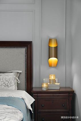 精美119平现代四居卧室图片大全四居及以上现代简约家装装修案例效果图