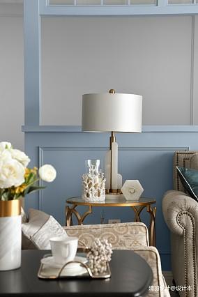 精致113平现代四居客厅装潢图四居及以上现代简约家装装修案例效果图