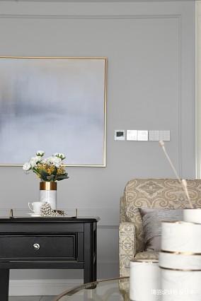 大气143平现代四居客厅装潢图四居及以上现代简约家装装修案例效果图