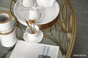 浪漫124平现代四居客厅图片欣赏四居及以上现代简约家装装修案例效果图