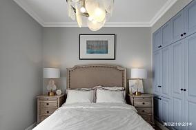 华丽92平现代四居卧室设计美图四居及以上现代简约家装装修案例效果图