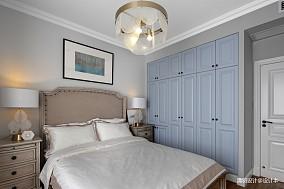 浪漫101平现代四居卧室装修装饰图四居及以上现代简约家装装修案例效果图
