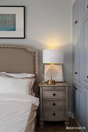 简洁147平现代四居卧室设计图四居及以上现代简约家装装修案例效果图
