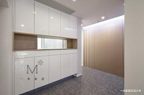 温馨119平简约三居装修美图三居现代简约家装装修案例效果图