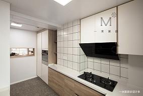 温馨95平简约三居装修图三居现代简约家装装修案例效果图