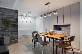 145㎡现代风二居餐厅设计二居现代简约家装装修案例效果图