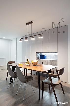 轻奢87平现代二居实景图片二居现代简约家装装修案例效果图