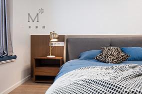 华丽81平现代二居装修案例二居现代简约家装装修案例效果图