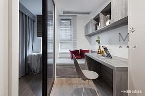 华丽67平现代二居装修美图二居现代简约家装装修案例效果图