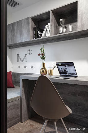平现代二居图片欣赏二居现代简约家装装修案例效果图