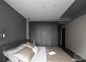 大气110平现代三居卧室图片欣赏