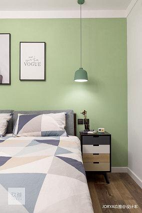 新北欧风卧室吊灯图片
