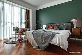 180平米北欧风卧室设计卧室设计图片赏析