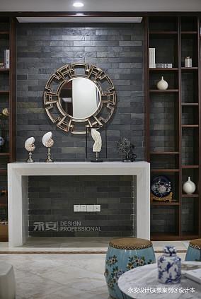 600㎡ 新中式别墅端景台设计